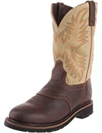Justin Original Work Boots Men's Stampede Boot