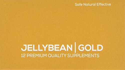 Jellybean Gold Sexual Performance Enhancing Supplement for Men - Pack of 12