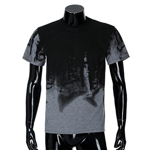 13aa319ca2e Photno Polo Shirt Men Summer Casual Short Sleeve Sports Tee Pullover T-Shirt  Tops Blouse