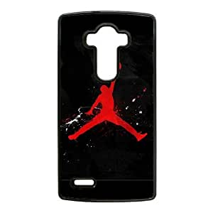 LG G4 Cell Phone Case Black Jordan logo KG4514460