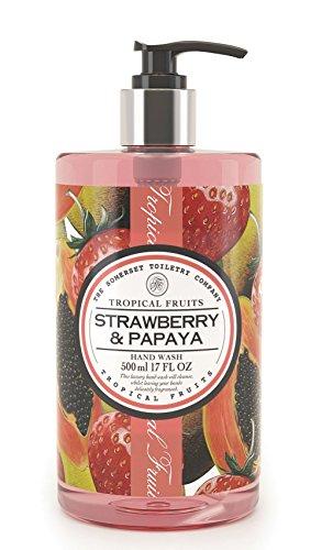 Strawberry & Papaya Hand Wash - Strawberry Papaya