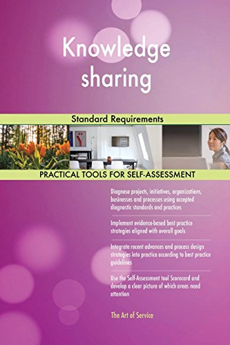 Knowledge Sharing Standard Requirements