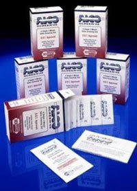 9549762 PT# 56288 Alco-Screen 02 Alcohol Strip Test 24/Bx Made by Chematics by BND- Chematics