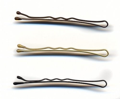 """Hair Tools 2"""" Waved Grips Black (Box Of 500) HT60522"""