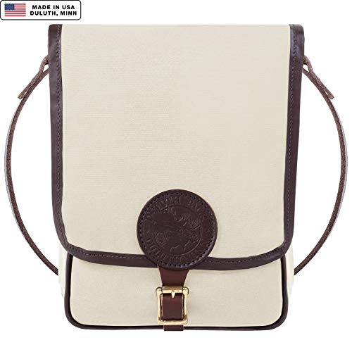 Duluth Pack Haversack with Leather Trim