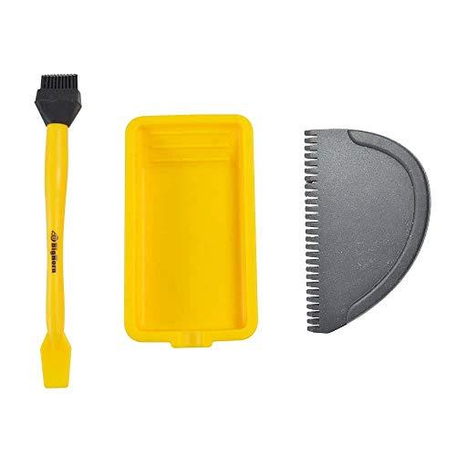 (Big Horn 19032 Silicone Glue Application Kit)
