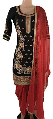 Indian Bridal Suit - 9
