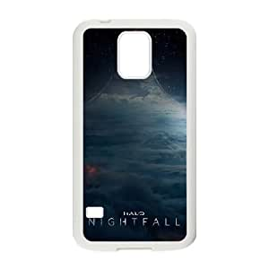 Halo Nightfall Samsung Galaxy S5 Cell Phone Case White Exquisite gift (SA_482588)
