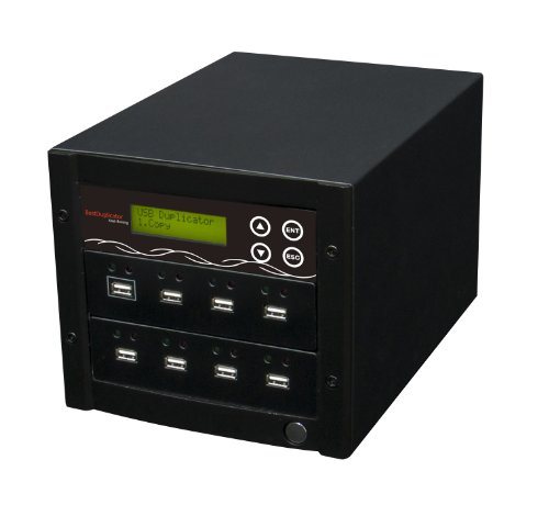Bestduplicator BD-USB-7T -Channel DVD Duplicator by BestDuplicator