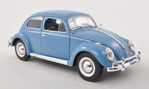 1/24 VWビートル ブルーグレー WB124003