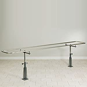 10' Hemiplegic Parallel Bars, used for Physical Therapy CL 3 5010