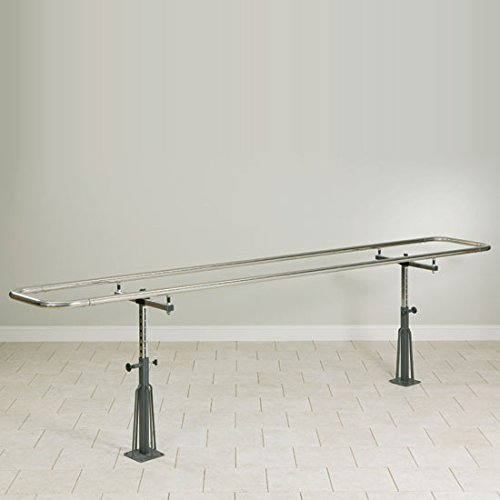 12' Hemiplegic Parallel Bars, used for Physical Therapy CL 3 5012