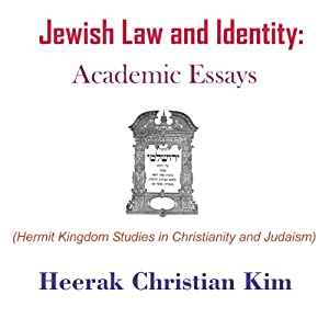 Jewish Law and Identity: Academic Essays Audiobook