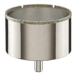 Bosch 83 Mm Diamond Hole Saw - 2609256c94, Silver