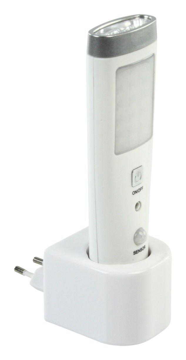 Lampe Torche à Détecteur de Présence -15 LED - Rechargeable