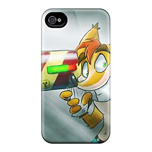 Iphone 6 HBk14401viTF Custom Vivid Crash Bandicoot Series High Quality Hard Cell-phone Cases -LauraAdamicska