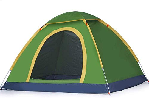 LFDHSF 2 Person Instant Automatic Pop Up Camping Tent, Waterproof Windproof Perfect For Beach Traveling Fishing