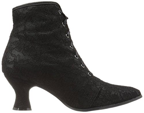 Ankle Negro 253 Shoes Ellie Elizabeth Bootie Mujer qxfFCw4I