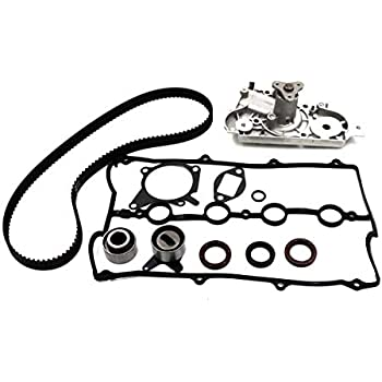 Amazon Com Eccpp Timing Belt Kit Water Pump Valve Cover Gasket For