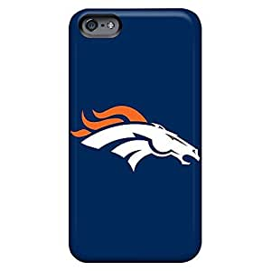 Defender cell phone carrying shells High Quality Iphone case covers iphone 5C - denver broncos 5