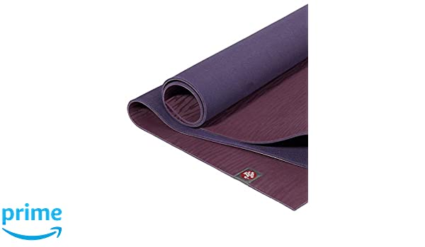 Amazon.com : Manduka eKO Yoga Mat - Premium 5mm Thick Mat ...