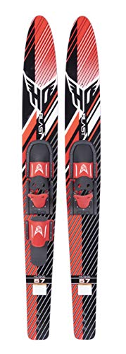 (HO Sports 59 inch Blast Combo Small HS/RTS-Bar Water Skis)