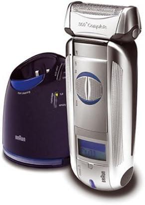 Braun 360° Complete 8995 - Afeitadora (Máquina de afeitar de ...