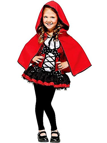 Sweet Red Riding Hood Kids Costume]()