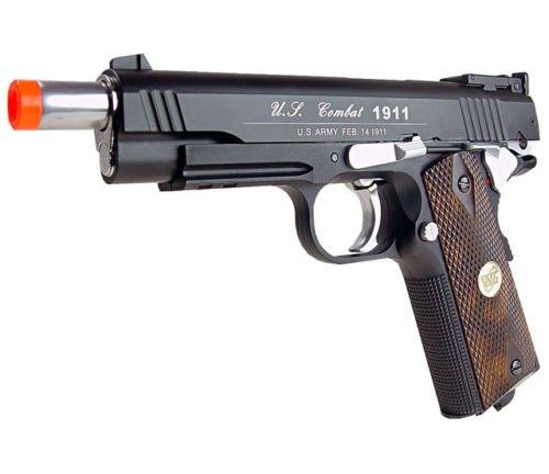 500-fps-new-full-metal-wg-airsoft-m-1911-gas-co2-hand-gun-pistol-w-6mm-bb-bbsAirsoft-Gun