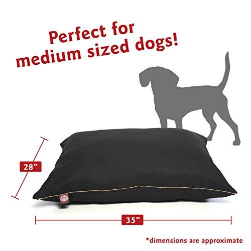 Black-Super-Value-Pet-Dog-Bed-By-Majestic-Pet