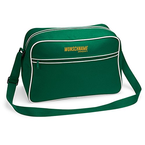 Goodman Design ::: Freizeit-Tasche mit Wunschnamen ::: ideal für Sport, Picknick