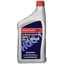 Genuine Honda 08200-9014 Hypoid Gear Oil Hgo-1 Gl-5 75W-85