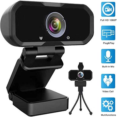 Webcam 1080P Hd Computer