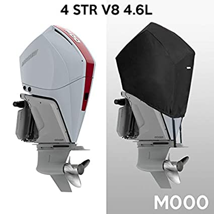Amazon com : Oceansouth Mercury Half Outboard Cover 250HP