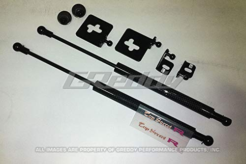 GReddy 17070201TS Hood Damper Set (Top Secret 09+ Nissan Gtr R35)
