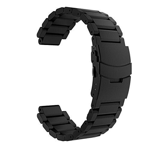 MoKo Stainless Bracelet Garmin Forerunner