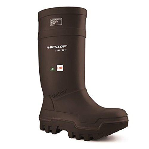 Purofort Thermo + Volledige Veiligheidsomega / Eh Zwarte Schoenen E652033 Zwart