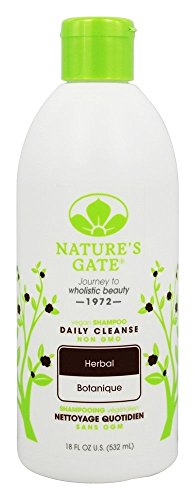 Herbal Daily Cleansing Shampoo - Natures Gate Shampoo Herbal Daily