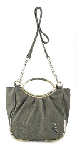 Christian Audigier Cross Body Handbag Peggy 3UV165VE_GREY