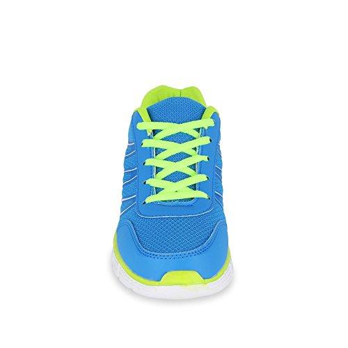 Gardon fitters chaussures de course-bleu/aqua
