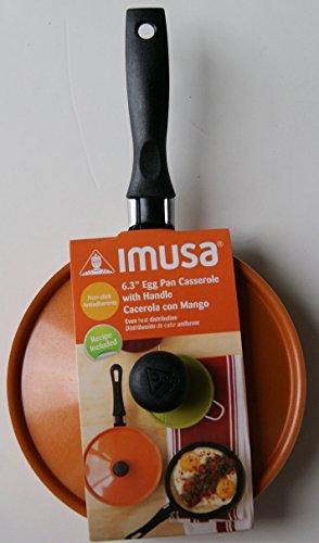 Imusa Egg Pan Orange 6 3