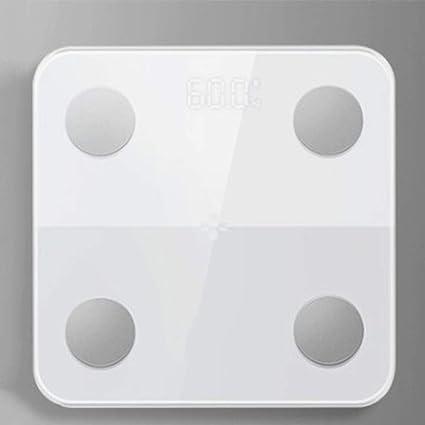 Alta Precisa Báscula De Baño Digital,Báscula Bluetooth Inteligente,Grasa Corporal Báscula,Diseño