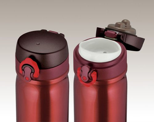 Thermos Mug 0.35L Red JMY-351 R One touch open