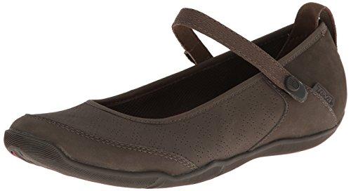 Teva Niyama Flat Mary Jane Shoes Womens