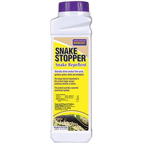 Bonide Snake Stopper 8751 Snake Repellent, 1.5 Lb
