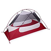 OUTAD Ultra-lightweight Backpacking Tent, Camping Hiking Alpine Tent - 4 Seasons