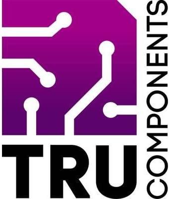 TRU Components Transformateur torique 1 x 230 V 2 x 24 V 80 VA 1667 mA TC-RKT80//2X24