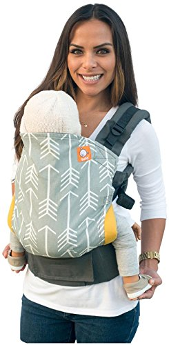 Tula Ergonomic Carrier – Zig Zag – Toddler