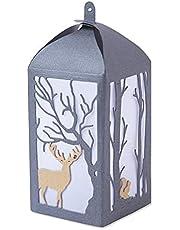 Sizzix Thinlits Matrijs Set 7PK Woodland lantaarn van Kath Breen, 665490