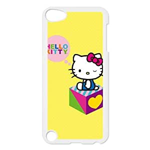 Hello Kitty Wink iPod Touch 5 Case White Protect your phone BVS_705770
